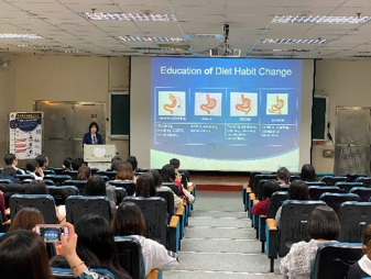 """Communications Starts from Gut – Endocrinology and Nutritional Care of Bariatric- Metabolic Surgery"" : A Continuing Education Credits from Taiwan Dietitian Association at China Medical University, 4 January 2020 by Nutrition Society of Taiwan"